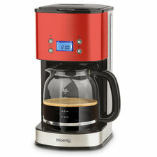 H.KOENIG MG30 ROUGE CAFETIERE PROGRAMMABLE 12-20 TASSES